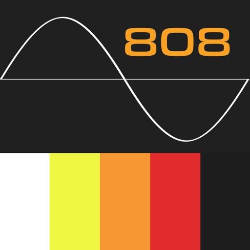 Bass 808 Synth + AUv3 Platinum