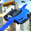 Flying Car Racing Simulator - iPhoneアプリ