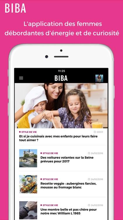 Biba screenshot-2