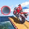 不可能的自行车特技游戏3D