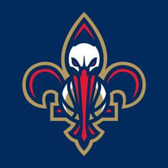 在app Store 上的 New Orleans Pelicans