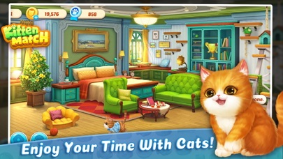 Kitten Match screenshot 3