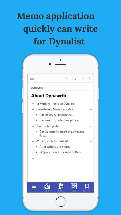 Dynawrite