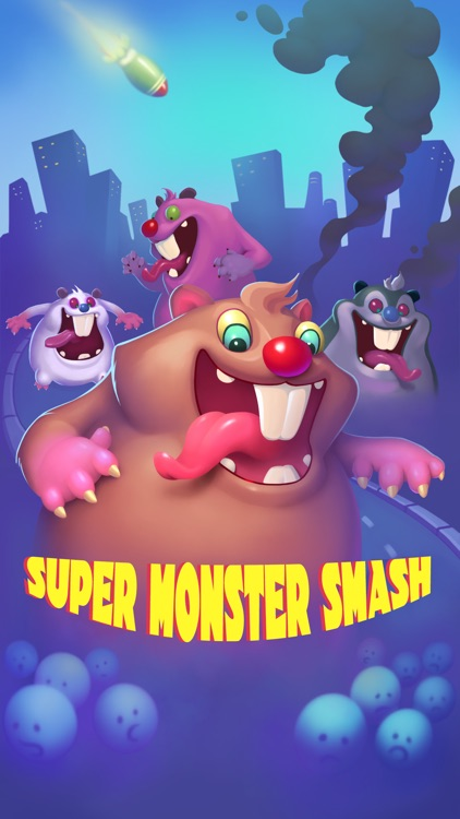 Super Monster Smash
