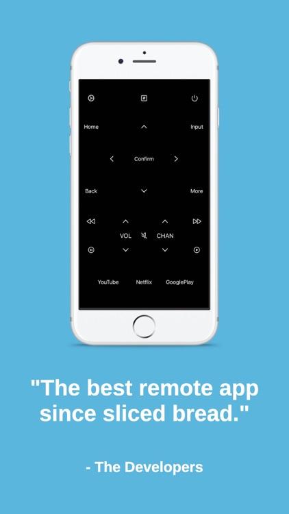 Smart TV Remote for Samsung TV screenshot-4
