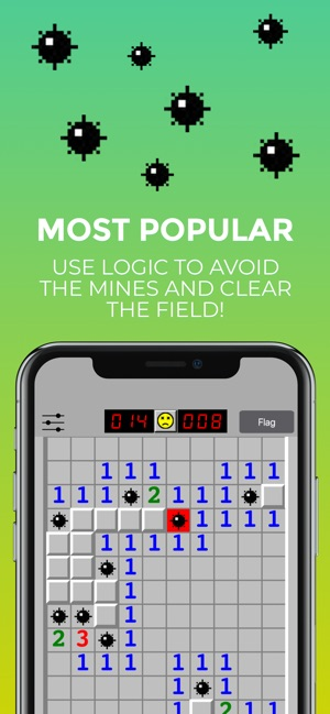 Minesweeper Classic 2 on the App Store