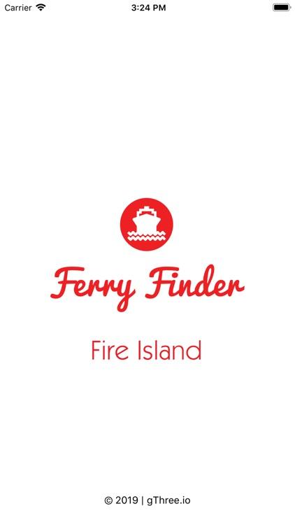 Ferry Finder