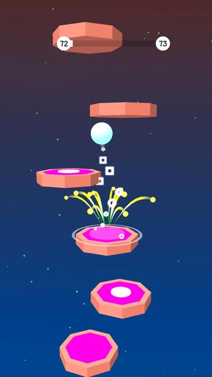 Hop Ball Run: Jump on Tiles 3D
