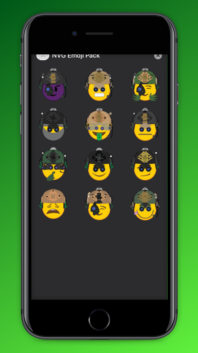 TacMoji Screenshot