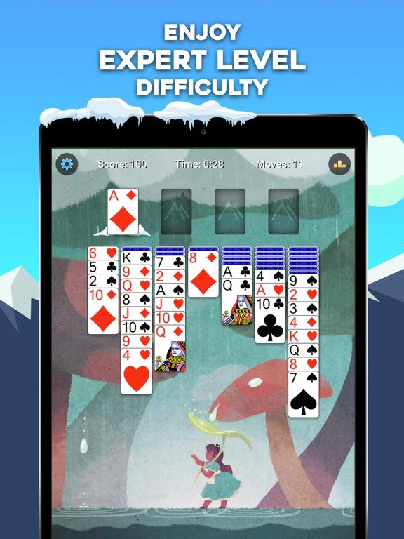 Yukon Russian – Solitaire Game screenshot 4