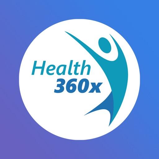 Health 360x Mobile icon