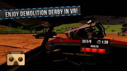 Demolition Derby (VR) Racingのおすすめ画像1
