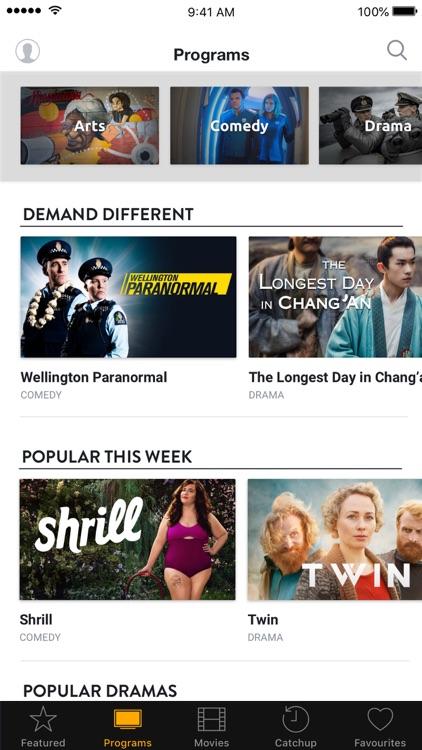 SBS On Demand screenshot-3