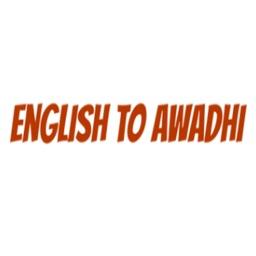 English To Awadhi
