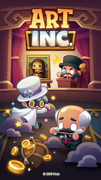 Art Inc. - Collection Clicker screenshot 6