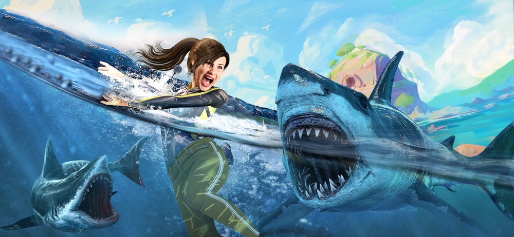 Shark Attack Angry Fish Jaws Cheat Codes