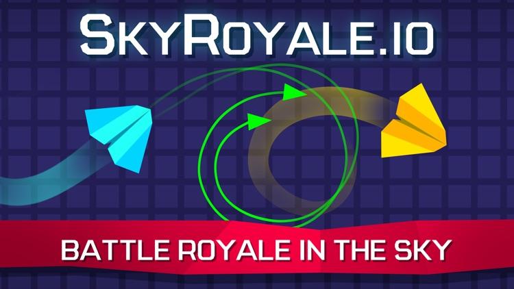SkyRoyale.io Sky Battle Royale screenshot-0