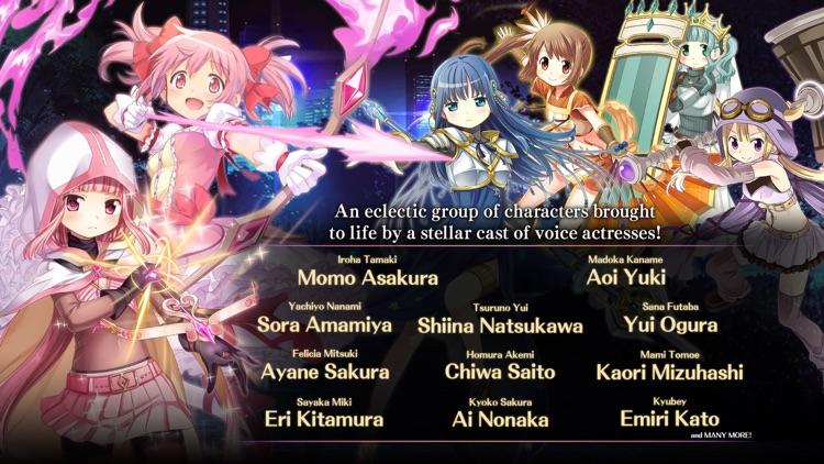 Magia Record English screenshot-5