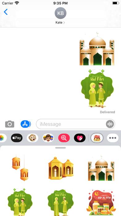 Ramadan Kareem Stickers screenshot 2