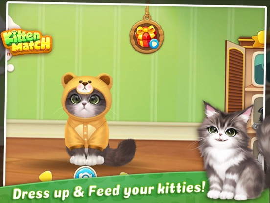 Kitten Match screenshot 9