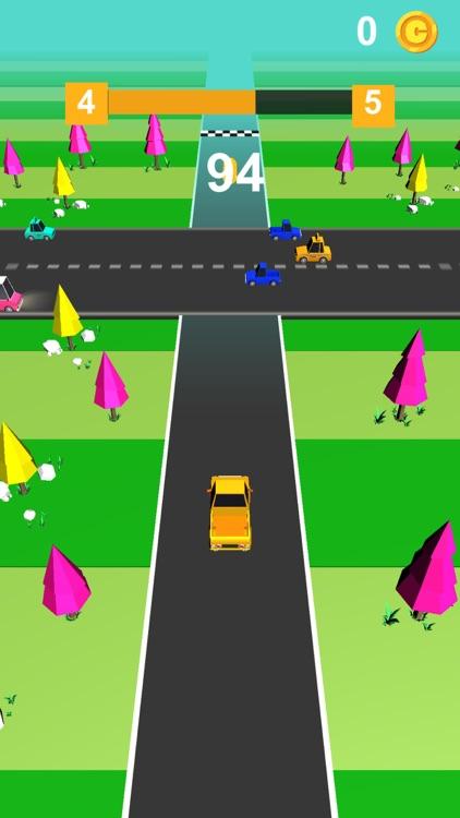 Traffic Tap Car: Fast Road Run screenshot-4