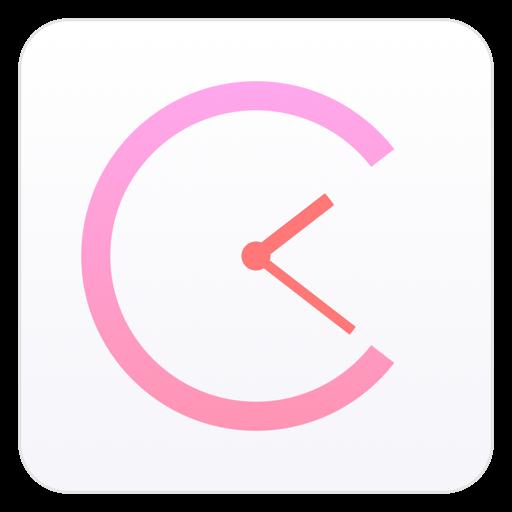 Clockey 2: menu bar clocks