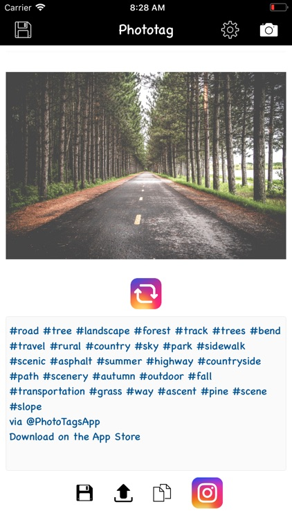 Phototag hashtag generator PRO screenshot-7