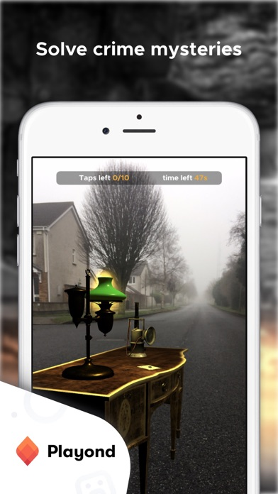 Silent Streets: Mockingbird screenshot 1