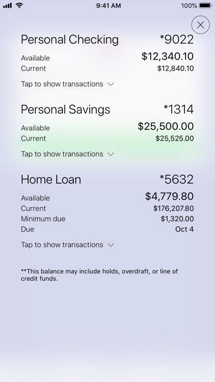 SDFCU Mobile screenshot-0