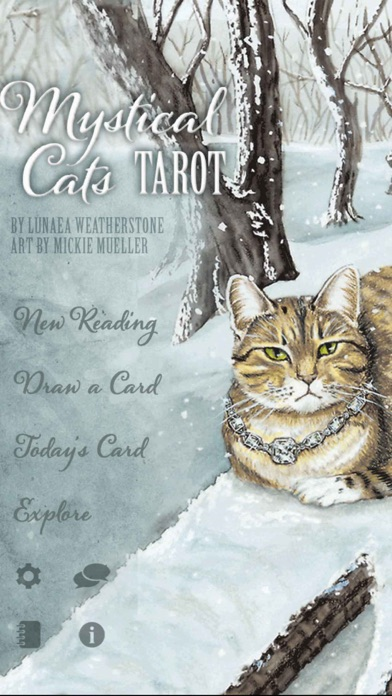 Download Mystical Cats Tarot for Android