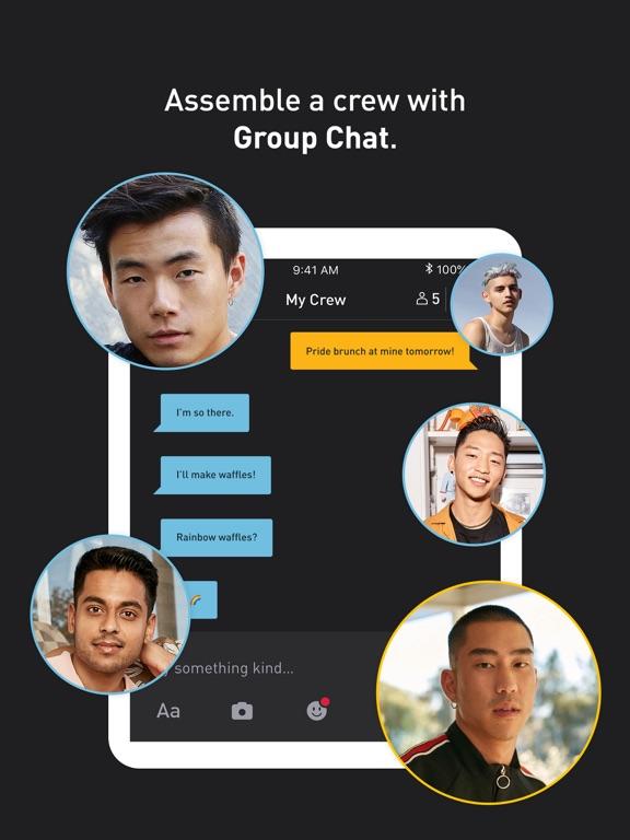 Grindr - Gay chat Screenshots