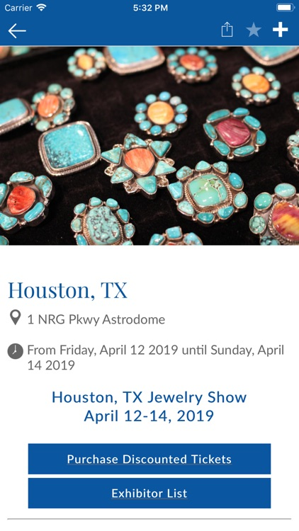 InterGem Jewelry Shows