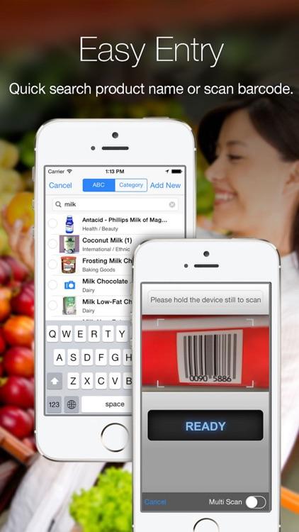 Grocery Gadget Lite screenshot-3