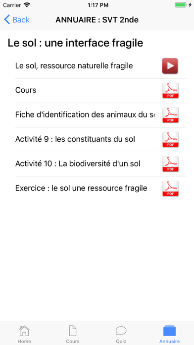 SVT Seconde screenshot 7
