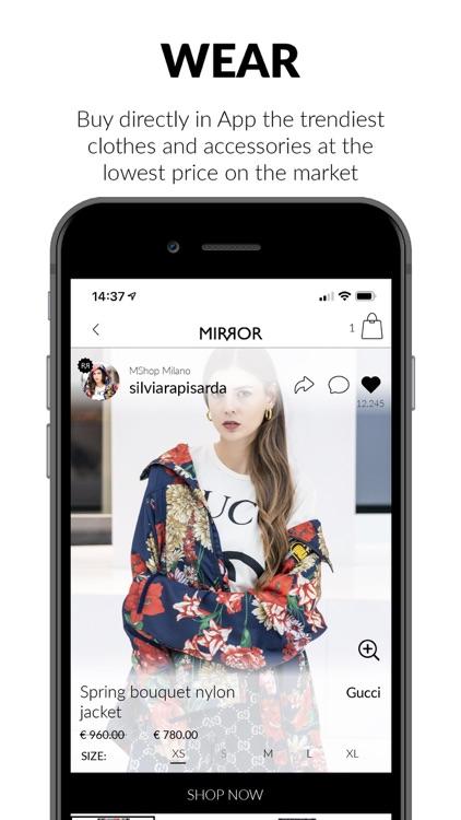 Mirror - Social Ecommerce screenshot-4