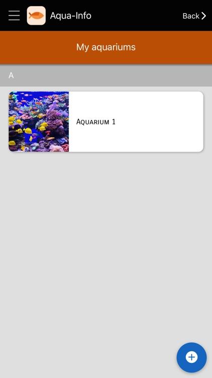 Aqua-Info - Aquarium screenshot-4