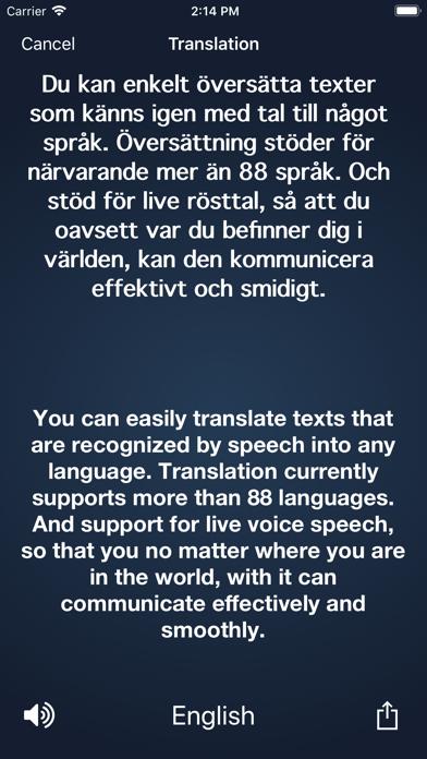 Röst diktering - Speechy Lite på PC