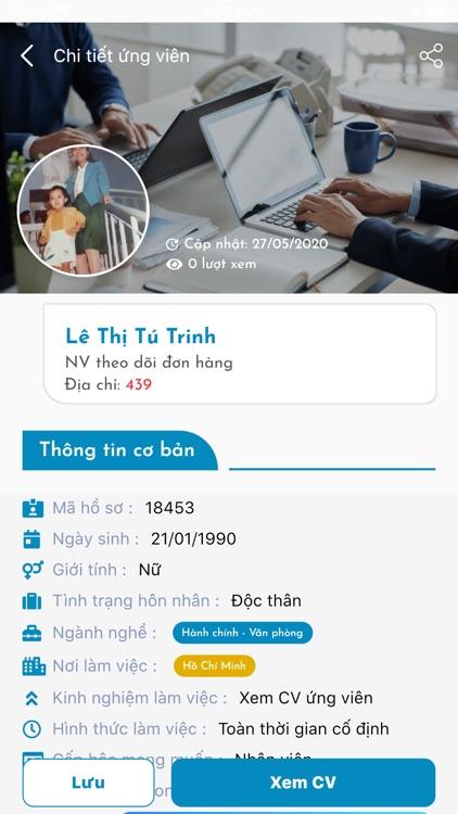 365 Job - Tìm việc làm online screenshot-8