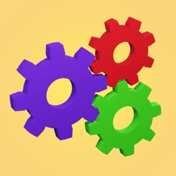 Gear Puzzle 3D