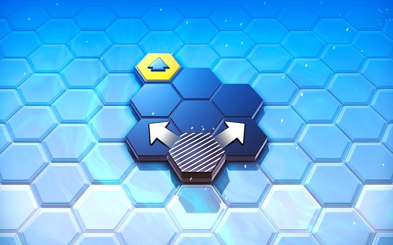 Hexaflip: The Action Puzzler screenshot 1