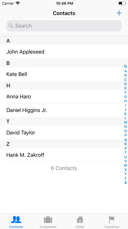 Contacts XT - Address Book