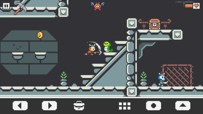 Screenshot from Birk's Adventure