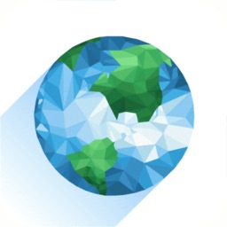 Poly Planet - Draw and Color