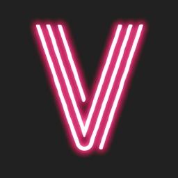Vidyoz - Neon FX Video Editor
