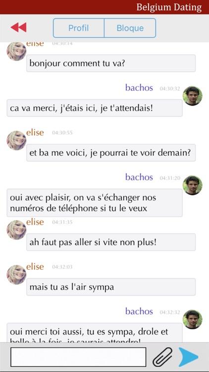 ATantôt - Rencontres Belge screenshot-3