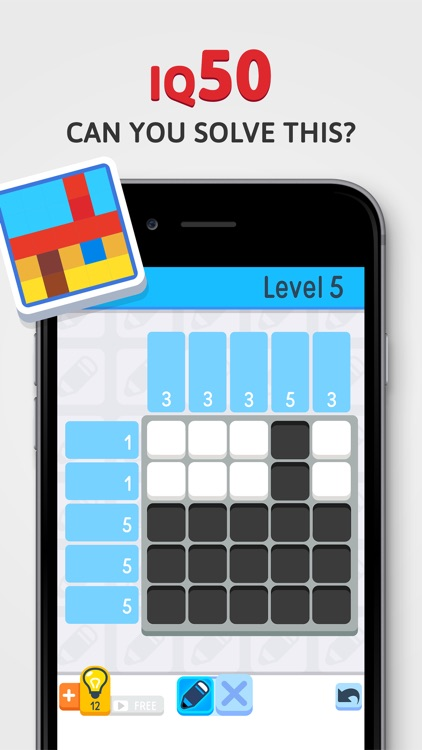 Logic Pic: Picross & Nonogram screenshot-0