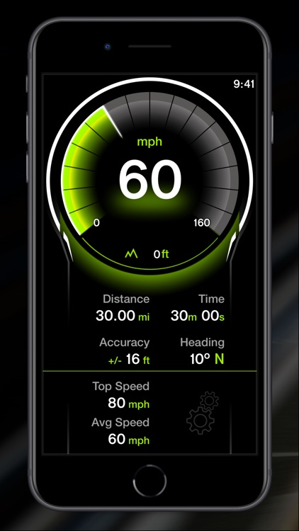 GPS Digital Speed Tracker