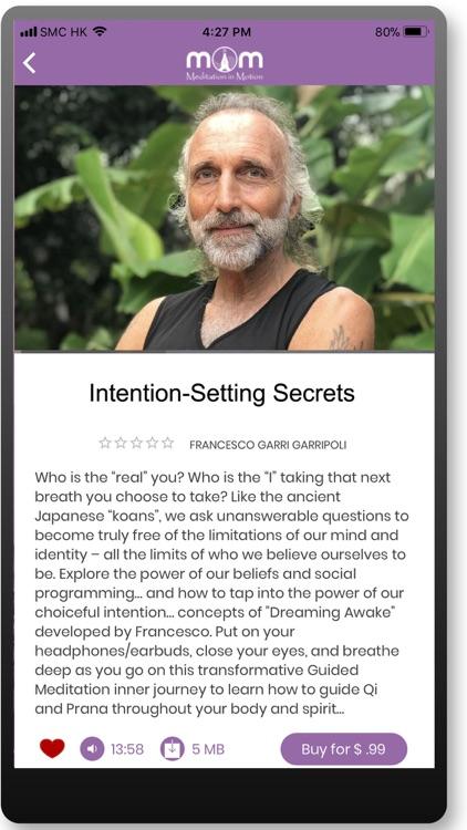 Meditation in Motion screenshot-5