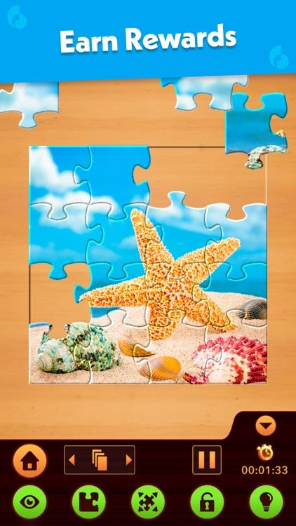 Jigsaw Puzzle screenshot-7
