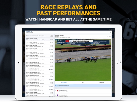 4NJBets Horse Racing Betting for New Jersey by TVG screenshot